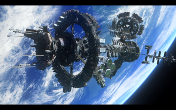The100_S1_E1_SpaceStation
