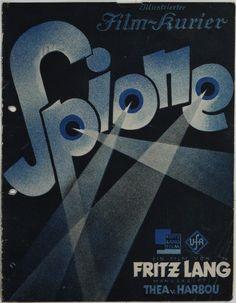 Spione poster